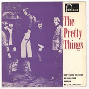 Click here for more info about 'The Pretty Things - The Pretty Things  - VG'