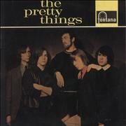 Click here for more info about 'The Pretty Things - The Pretty Things - 1st - VG'