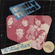 Click here for more info about 'The Pretty Things - The Vintage Years'