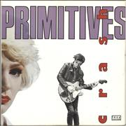 Click here for more info about 'The Primitives - Crash + Poster'