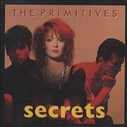 Click here for more info about 'The Primitives - Secrets'