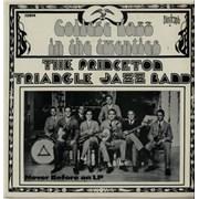 The Princeton Triangle Jazz Band College Jazz In The Twenties USA vinyl LP