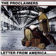Click here for more info about 'The Proclaimers - Letter From America (Band Version) - Injection'