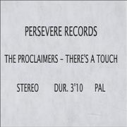 Click here for more info about 'The Proclaimers - There's A Touch'