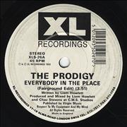 Click here for more info about 'The Prodigy - Everybody In The Place'