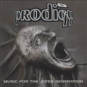Click here for more info about 'The Prodigy - Music For The Jilted Generation'