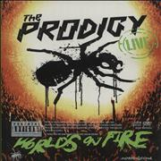 Click here for more info about 'The Prodigy - World's On Fire - DVD Digipak - Sealed'