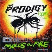 Click here for more info about 'The Prodigy - World's On Fire'