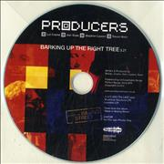 Click here for more info about 'The Producers - Barking Up The Right Tree'