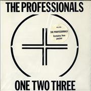 Click here for more info about 'The Professionals - One Two Three - Poster Sleeve'