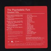 Click here for more info about 'The Psychedelic Furs - Greatest Hits'
