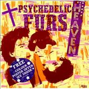 Click here for more info about 'The Psychedelic Furs - Heaven'