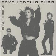 Click here for more info about 'The Psychedelic Furs - Midnight To Midnight - 180gm Vinyl + 7