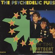 Click here for more info about 'The Psychedelic Furs - My Time/Heartbeat'