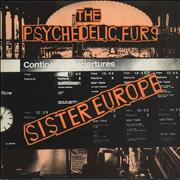 Click here for more info about 'The Psychedelic Furs - Sister Europe'