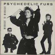 Click here for more info about 'The Psychedelic Furs - Talk Talk Talk'