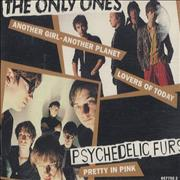 Click here for more info about 'The Psychedelic Furs - The Only Ones'