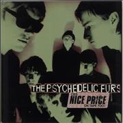 Click here for more info about 'The Psychedelic Furs - Green Sleeve + Nice Price sticker'