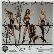 Click here for more info about 'The Pussycat Dolls - Autographed Publicity Photograph'