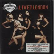 Click here for more info about 'The Pussycat Dolls - Live From London'