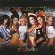 Click here for more info about 'The Pussycat Dolls - Stickwitu'