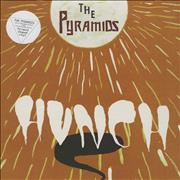 Click here for more info about 'The Pyramids [Indie] - Hunch Your Body, Love Somebody - Pyramid Shaped Purple Disc'