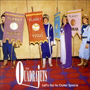 Click here for more info about 'The Quadrajets - Let's Go To Outer Space'