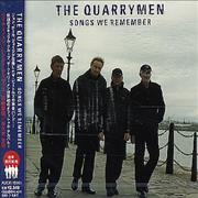 The Quarrymen Songs We Remember Japan CD album