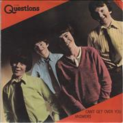 Click here for more info about 'The Questions - Can't Get Over You'