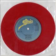 Click here for more info about 'The Quick - The Rhythm Of The Jungle - Red Vinyl'