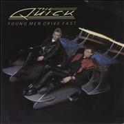 Click here for more info about 'The Quick - Young Men Drive Fast'