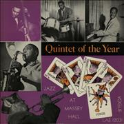 Click here for more info about 'The Quintet - Quintet Of The Year - Jazz At Massey Hall'