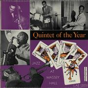 Click here for more info about 'The Quintet - Quintet Of The Year - Jazz At Massey Hall - 2nd'
