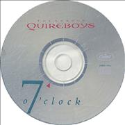 Click here for more info about 'The Quireboys - 7 O'clock'