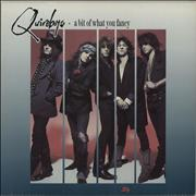 Click here for more info about 'The Quireboys - A Bit Of What You Fancy - Autographed'