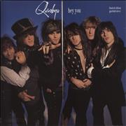 Click here for more info about 'The Quireboys - Hey You - Gatefold Picture Sleeve'