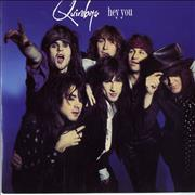 Click here for more info about 'The Quireboys - Hey You - P/S'