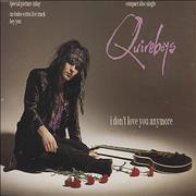Click here for more info about 'The Quireboys - I Don't Love You Anymore'