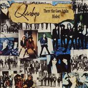 Click here for more info about 'The Quireboys - There She Goes Again'