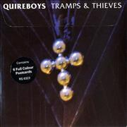Click here for more info about 'The Quireboys - Tramps & Thieves + Postcards'