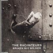 Click here for more info about 'The Raconteurs - Broken Boy Soldier'
