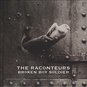 Click here for more info about 'The Raconteurs - Broken Boy Soldier - Dove'