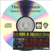 Click here for more info about 'The Raconteurs - Salute Your Salutions'