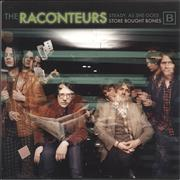 Click here for more info about 'The Raconteurs - Steady, As She Goes - 2nd 'B''