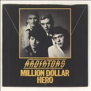 Click here for more info about 'The Radiators From Space - Million Dollar Hero (In A Five And Ten Cents Store) + Sleeve'