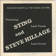 Click here for more info about 'The Radio Actors - Nuclear Waste - 2nd'