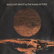 Click here for more info about 'The Radio Actors - Nuclear Waste'
