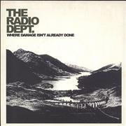 Click here for more info about 'The Radio Dept - Where Damage Isn't Already Done'
