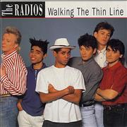 Click here for more info about 'The Radios - Walking The Thin Line'
