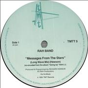 Click here for more info about 'The Rah Band - Messages From The Stars'